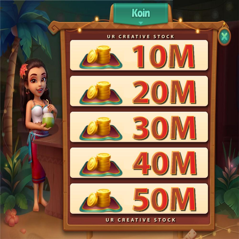 KOIN CHIP MD/UNGU 1M, 5M, 10M, 50M, DOMINO HIGGS ISLAND AGEN RESMI TERMURAH - CHIP SAKTI