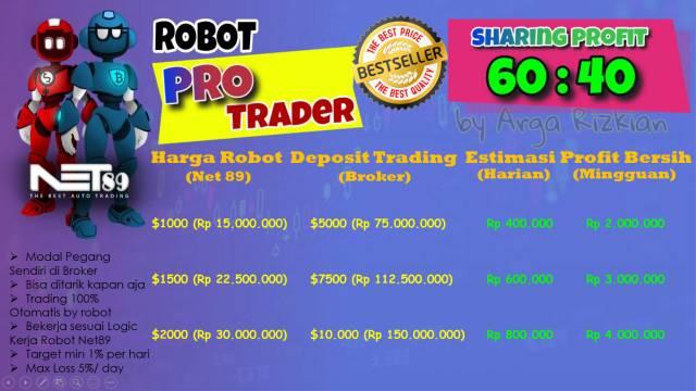cara bermain trading untuk pemula bot forex net89