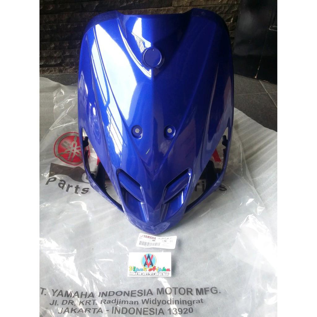 [READY] tameng depan yamaha mio sporty biru ygp Limited