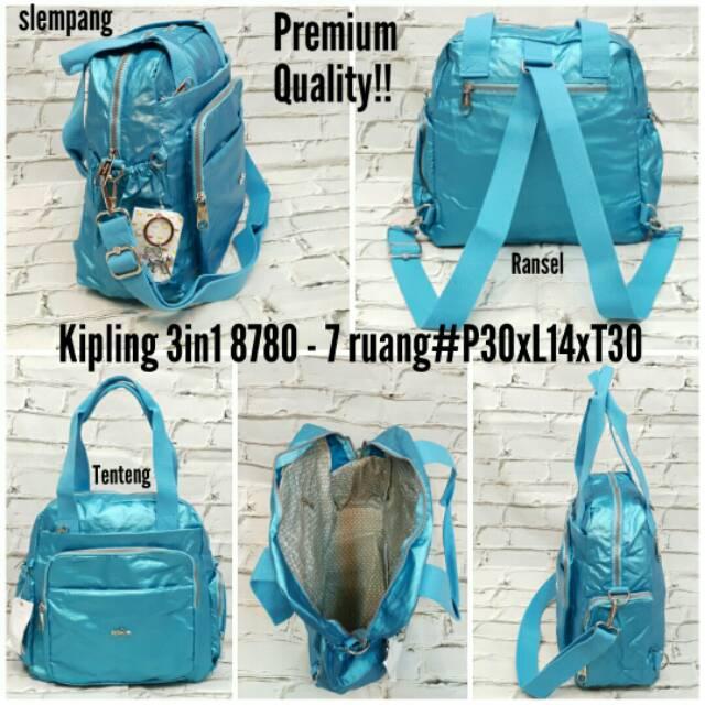 Tas Kipling 3 in 1 metalik  77b33e87f4