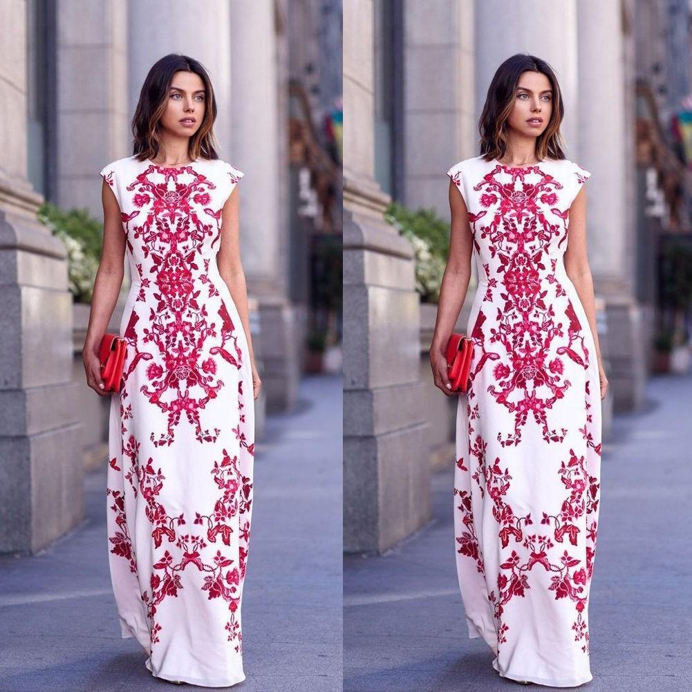 Long Dress Wanita Bahan Kaos Navy Shopee Indonesia Cottonink Floral Harriet Shirt M