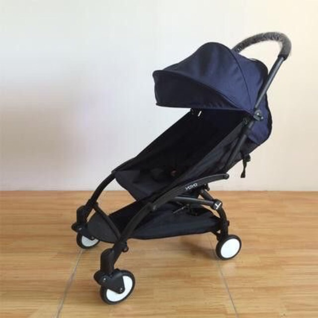 Sewa Stroller Yoya Navy Shopee Indonesia