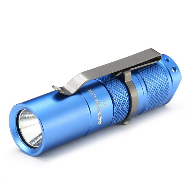 Astrolux S41//Astrolux S1 LED Flashlight 18650 Body Tube