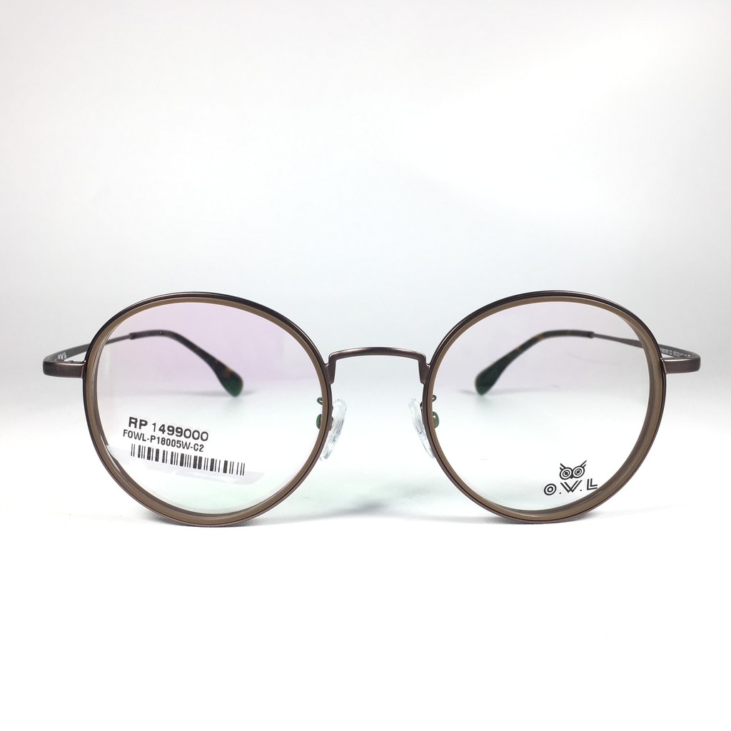 O.W.L Kacamata Premium Brown Bronze P18005W-C2 bc46744045