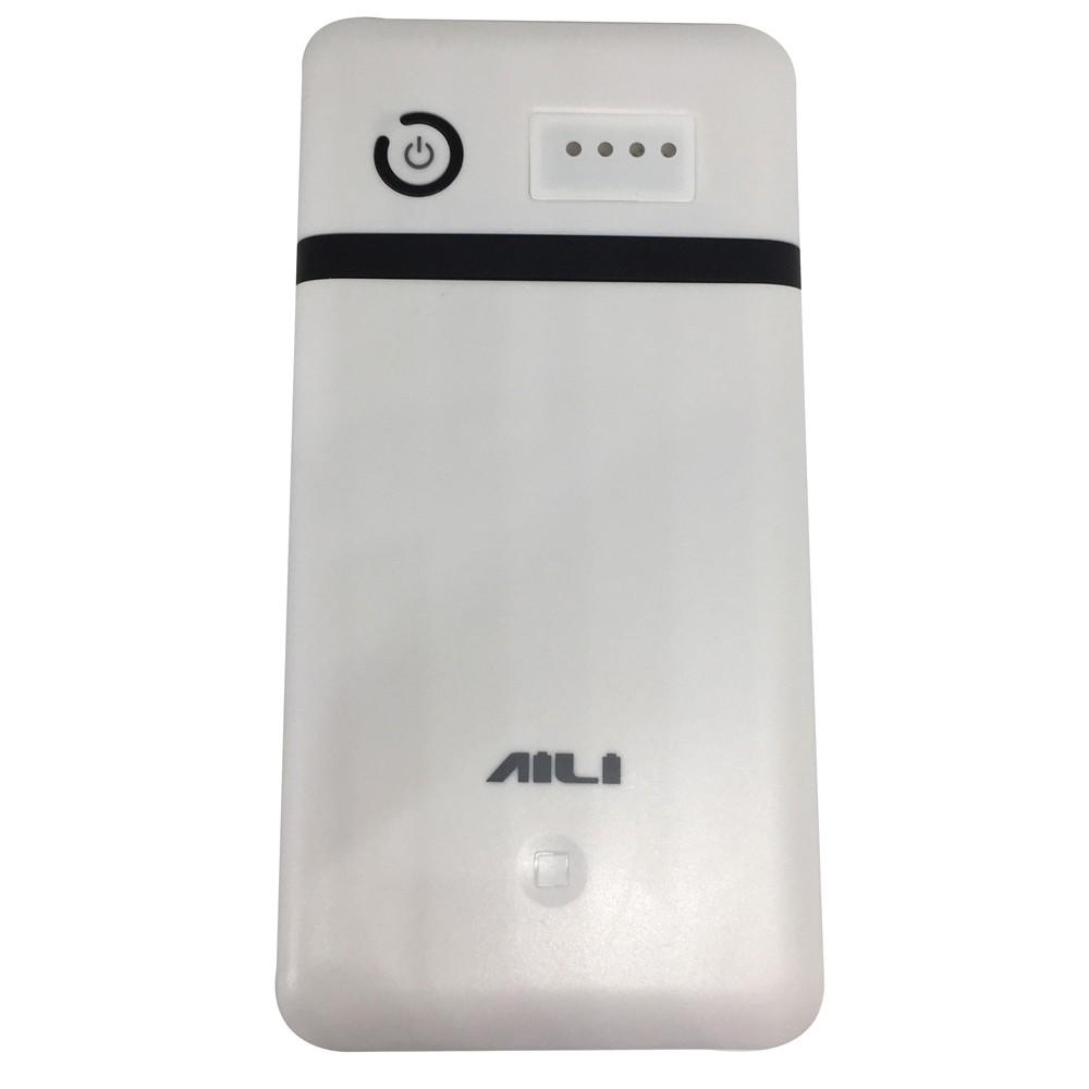 Taffware Diy Exchangeable Cell Power Bank Case For 2pcs 18650 White Console Powerbank 2x Casing Modul Kosongan Enclousure Shell Pcb Handphone Tablet Temukan Harga Dan Penawaran