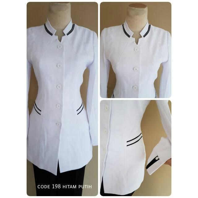 Model Baju Putih Untuk Kerja Model Baju Terbaru 2019
