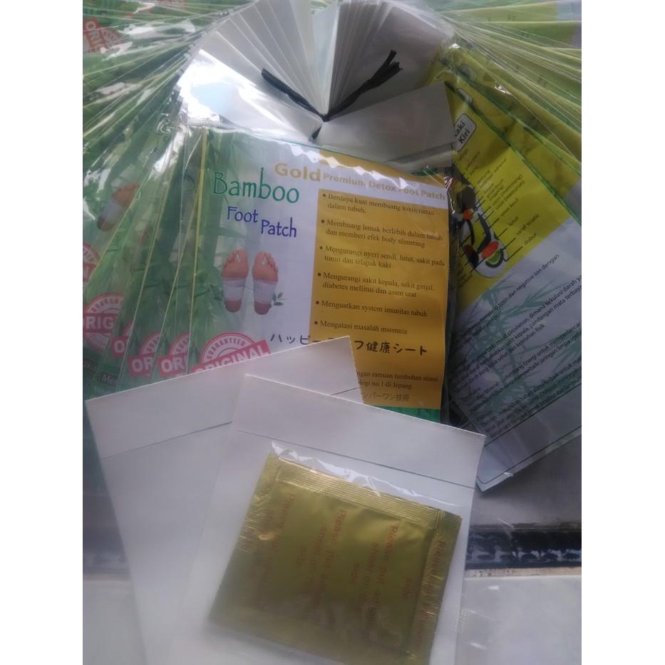 Dapatkan Harga Koyo Kaki Diskon Shopee Indonesia Kinoki Gold Detox Food Pad Penyerap Racun Dalam Tubuh