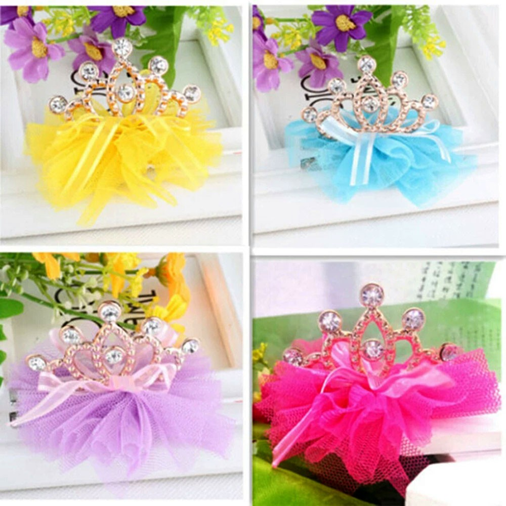 Promo Cuci Gudan Hairpin Hairclip Mahkota Princess Crown Jepitan Rambut Anak Model Ballerina Tiara Aksesoris Shopee Indonesia
