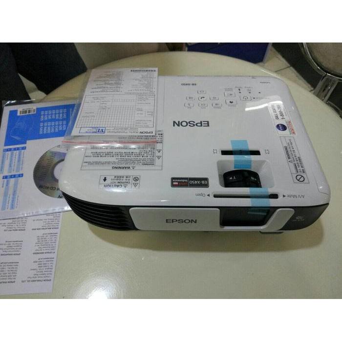 bagi kan EPSON EB-X450 3LCD 3600ANSI XGA HDMI USB Projector Proyektor - MURAH nikmati   Shopee Indonesia