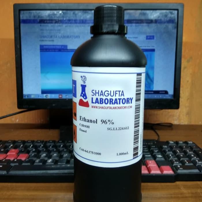 Etanol 96% 1L / Ethanol 96% / Alkohol 1L | Shopee Indonesia