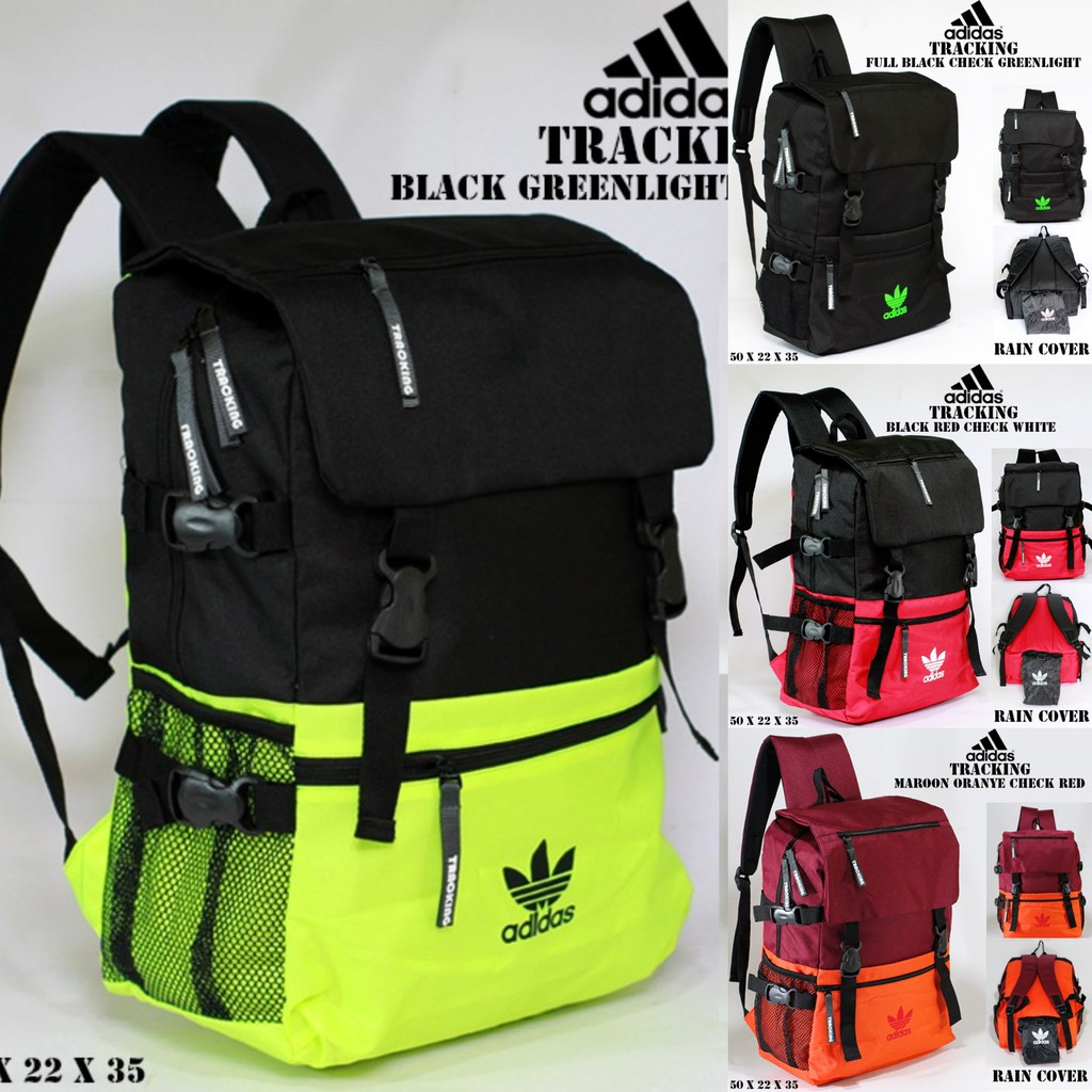12a01944c029 Tas Backpack Adidas X Issey Miyake 3D Roll Up Silver Premium Bagus ...