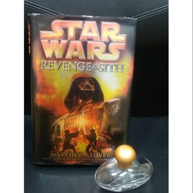Matthew Stover Star Wars Revenge Of The Sith Hc English Shopee Indonesia