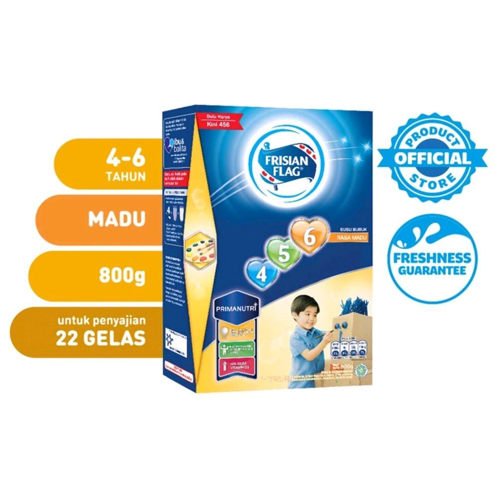 Bestseller Frisian Flag Karya 456 Coklat 400 Gr Shopee Indonesia Dancow 1 Gram 400gr Box