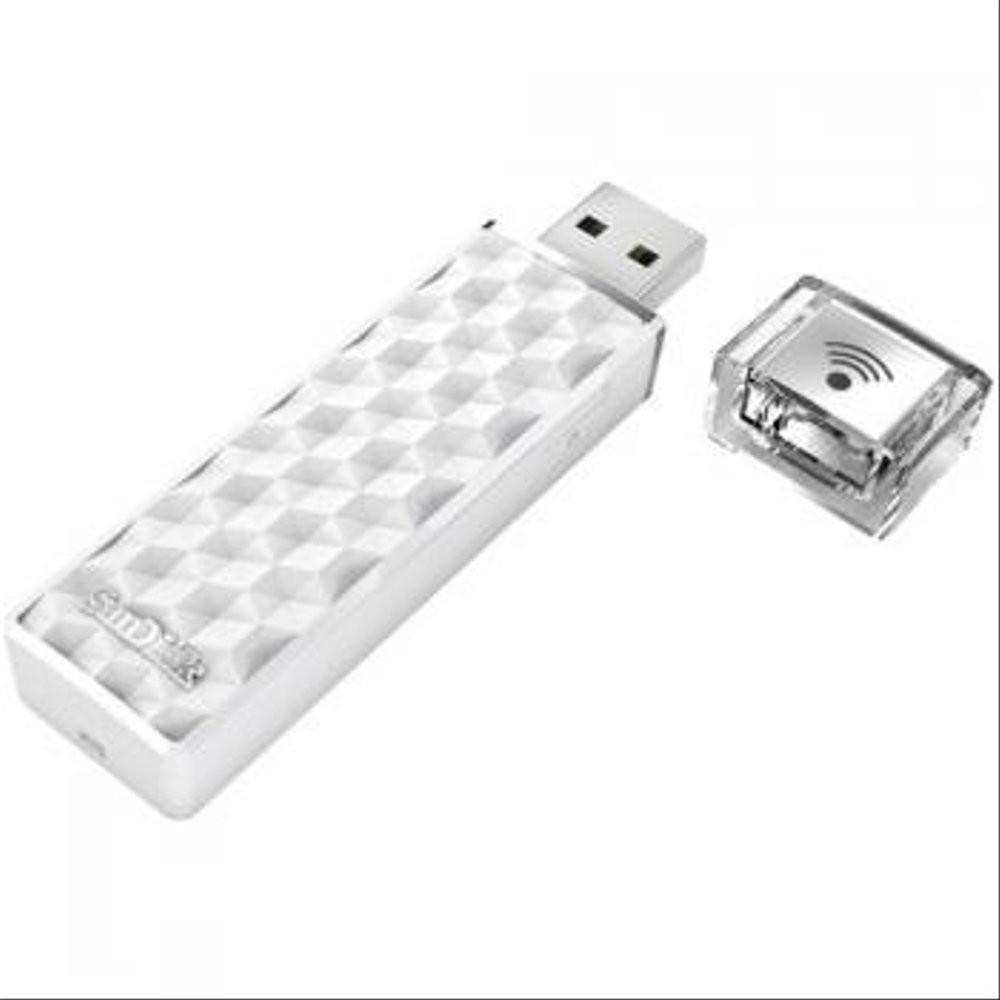 SanDisk CONNECT Wireless Stick 32GB 64GB 128GB 200GB Wifi USB Drive SDWS4