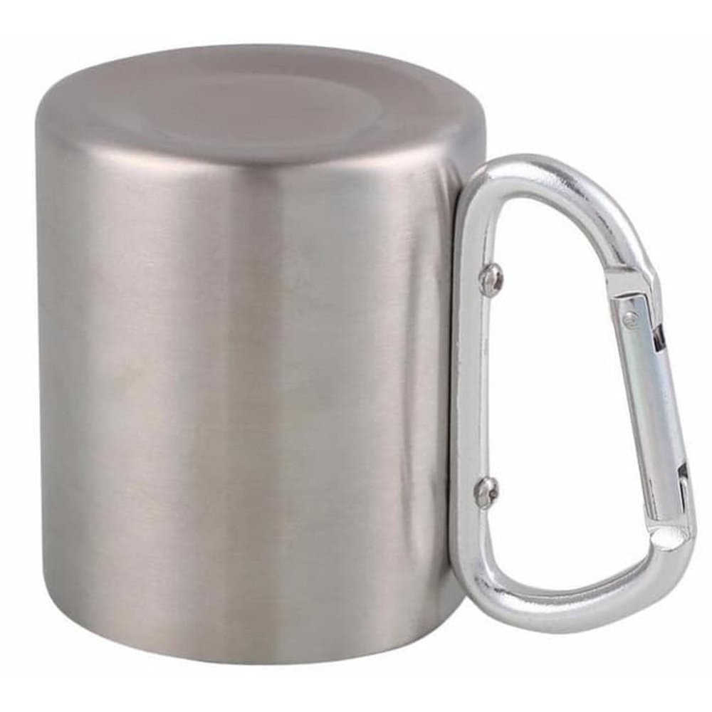 Stainless Steel Coffee Tea Mug Cup-Camping//Travel-3.5 DT