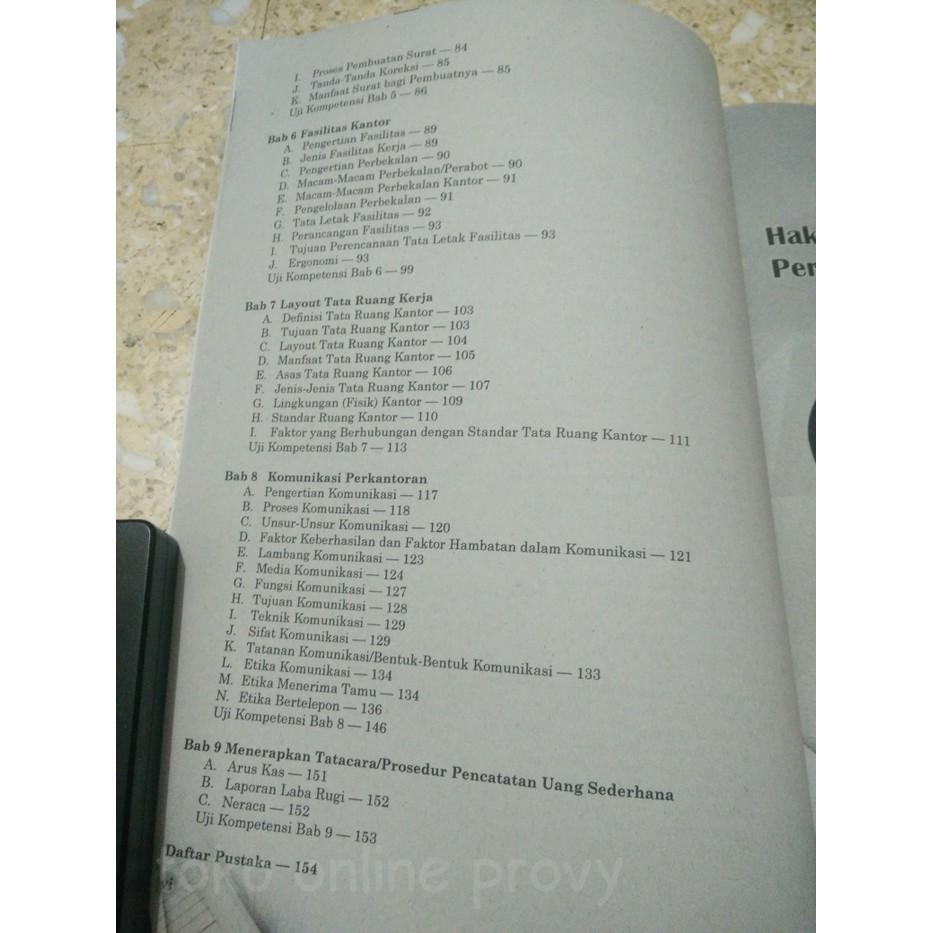 Materi Administrasi Umum Kelas 10 Guru Galeri