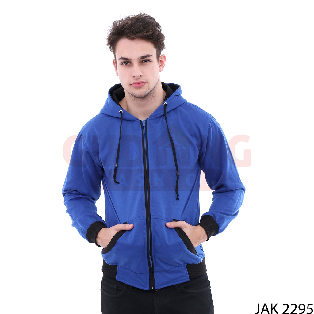 Jaket Pria Gaul Casual Keren Jak 2293 Shopee Indonesia Jean Jeans Biru Tua 2044