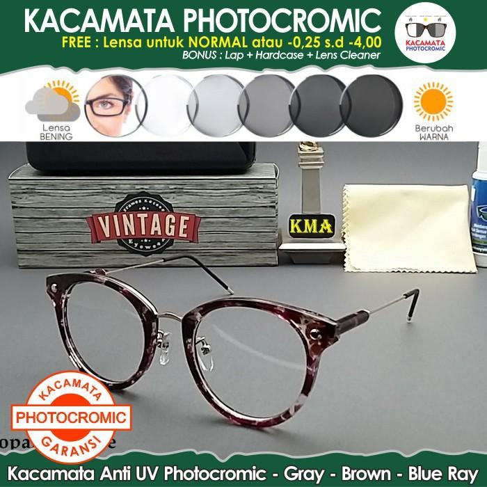 kacamata photocromic - Temukan Harga dan Penawaran Kacamata Online Terbaik  - Aksesoris Fashion Februari 2019  d77f351076