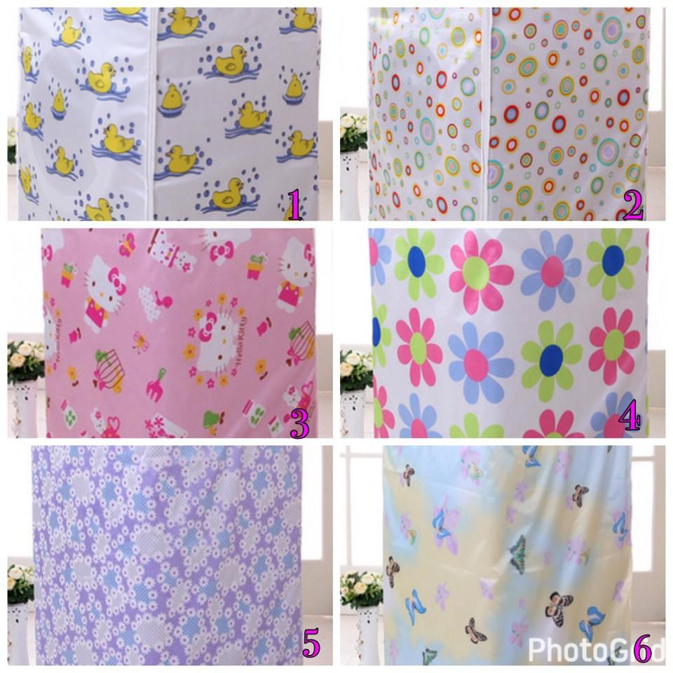 Cover Mesin Cuci Buka Depan Front Loading Bahan Satin Shopee Indonesia Type C New Atas Tebal 2 Tabung