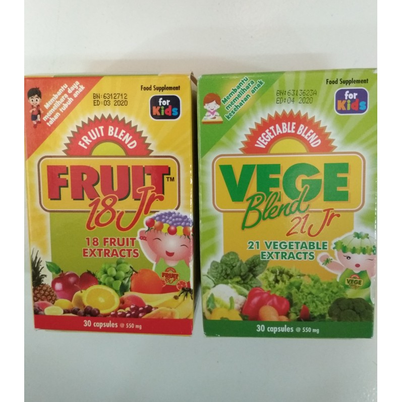 Paket Fruit 18 Jr ..