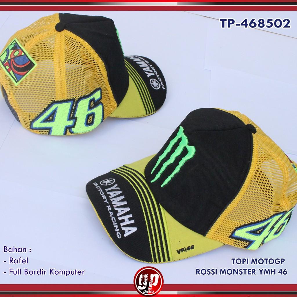 Dijual   Topi Distro MotoGP Rossi TP46-YK TERMURAH!...  53c24dda6d