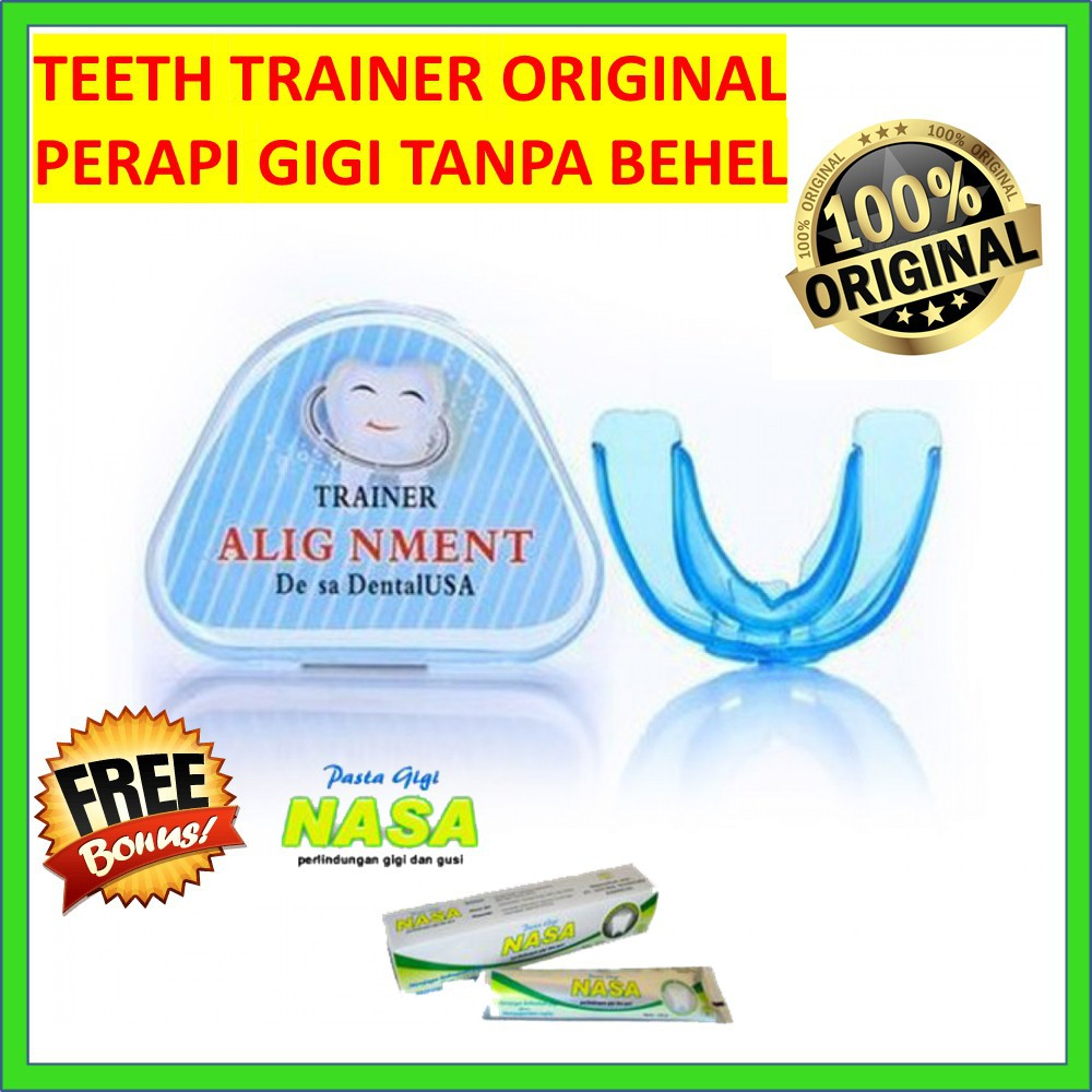 Up To 62 Discount From Brand Alignment Orthodentic Retainer Teeth Trainer Behel Gigi Merapikan Perapih Original Tonggos Gingsul Perapi Matt Lentu