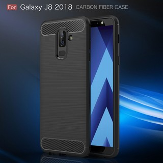 Samsung Galaxy J7 J8 J2 Pro 2018 Slim Soft TPU Silicone Case
