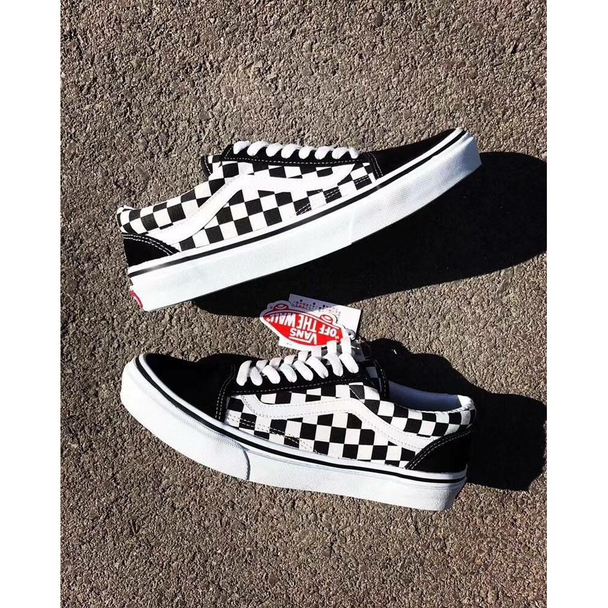 9f4fd06dde VANS OLD SKOOL CHECKERBOARD JAPAN MARKET