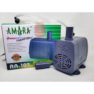 Hemat Listrik Amara AA 103 Pompa Aquarium 15watt 1500 ...