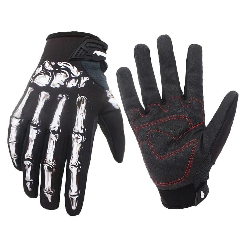Cycling Gloves Full Finger Motocross Enduro BMX MTB MX DH Mountain Bike Racing N