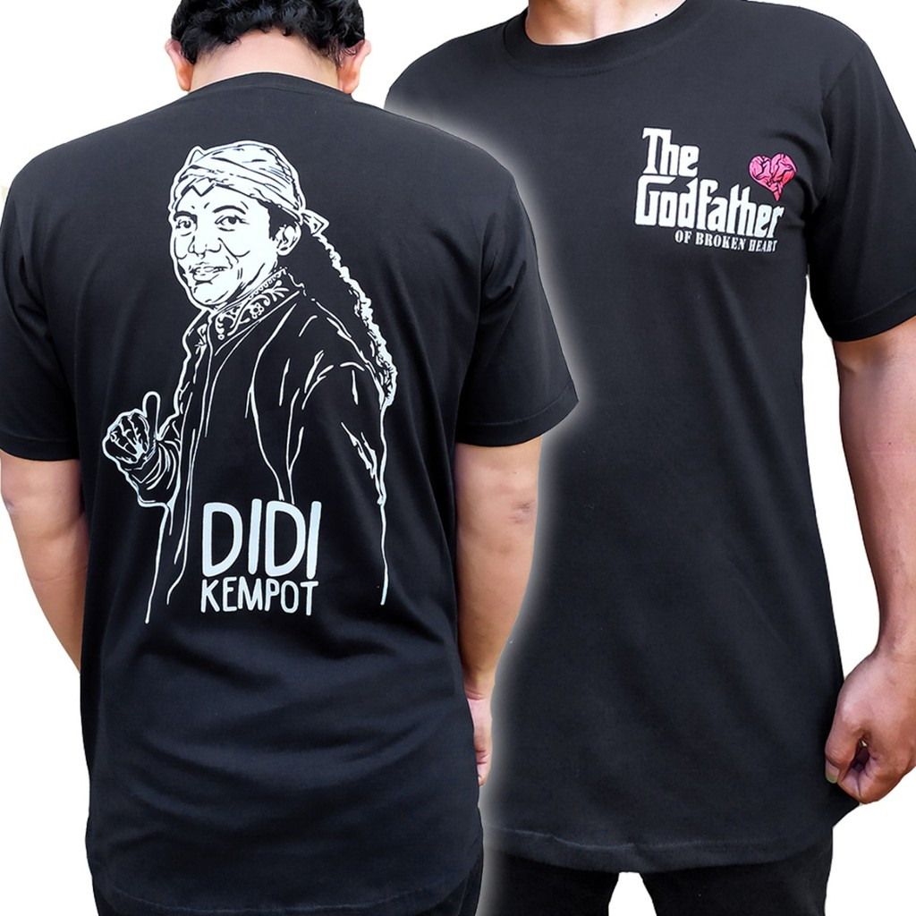 Kaos Didi Kempot Kaos Sobat Ambyar Kaos The God Of Broken Heart