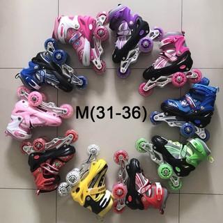 Dijual Sepatu Roda Anak Power Power Inline Skate SUPERB Model BAJAJ Deker  Murah Berkualitas 06f5608d53