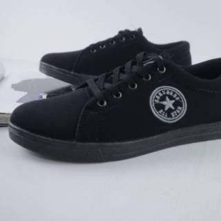 Sepatu Sekolah Hitam Anak Remaja Sepatu Sekolah Smp Sma Sepatu