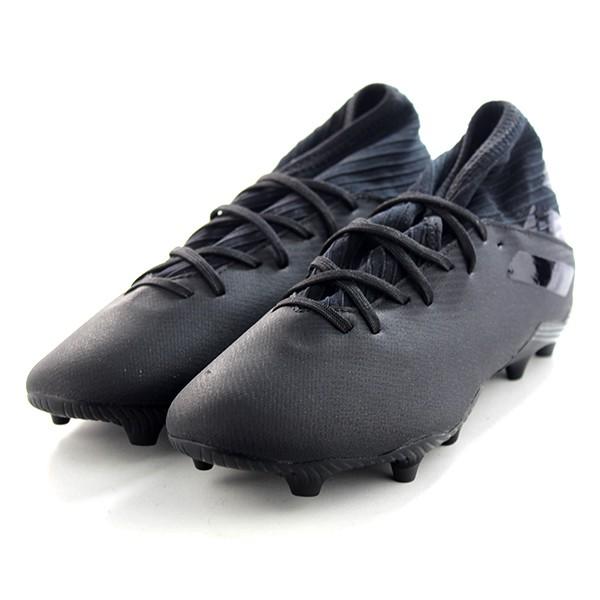 Sepatu Bola Adidas Nemeziz 19 3 Fg Core Black Shopee Indonesia