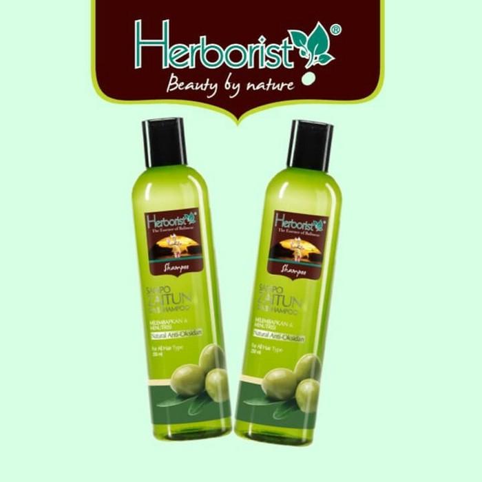 [BPOM] HERBORIST Zaitun Series - Body Wash / Shampoo / Lotion / Sabun Wajah / Minyak 75ml / 150ml-2