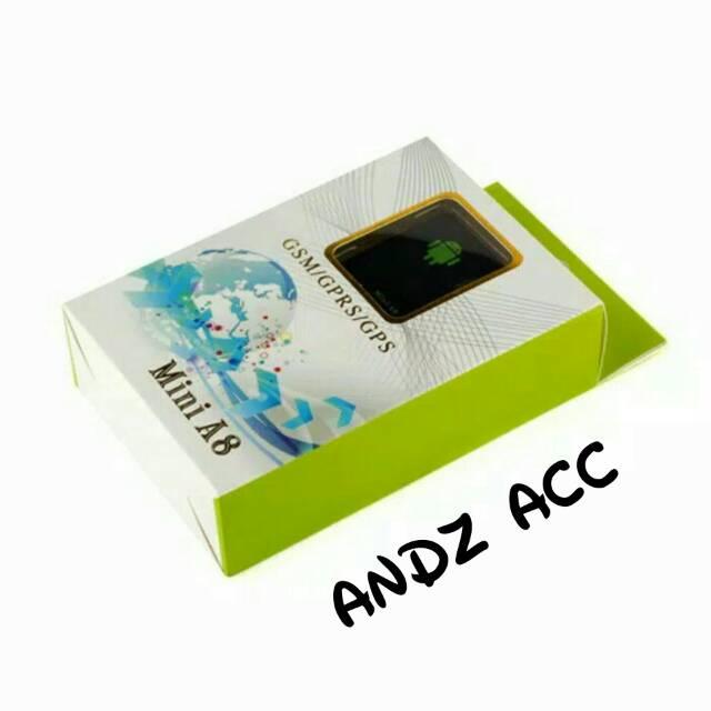... Alat sadap Suara mini A8 Tracker GPS / Alat Sadap Lacak GPS ...