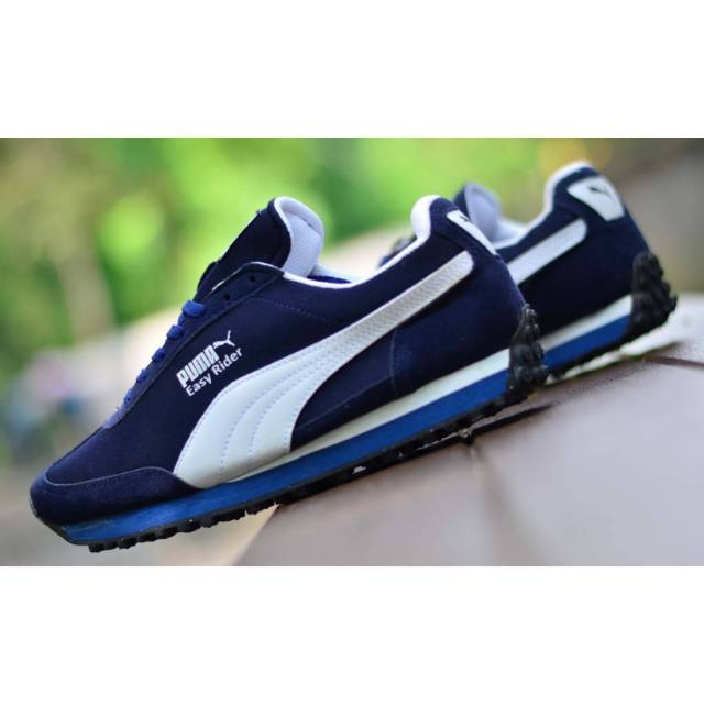 [bayar di tempat] Puma Easy Rider Grade Ori Vietnam Sepatu Olahraga sepatu running sepatu puma murah | Shopee Indonesia