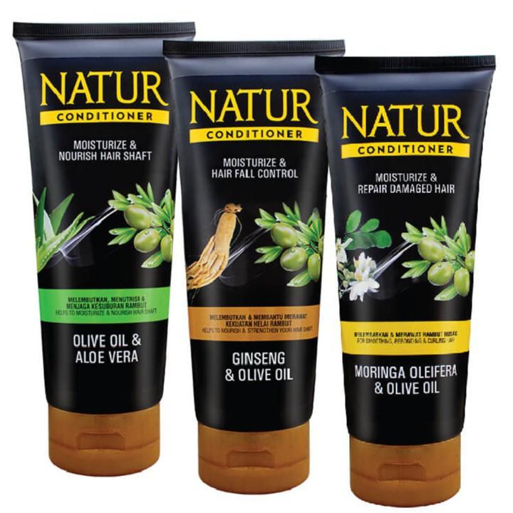 NATUR Hair Treatment / Shampoo / Conditioner / Hair Tonic-1