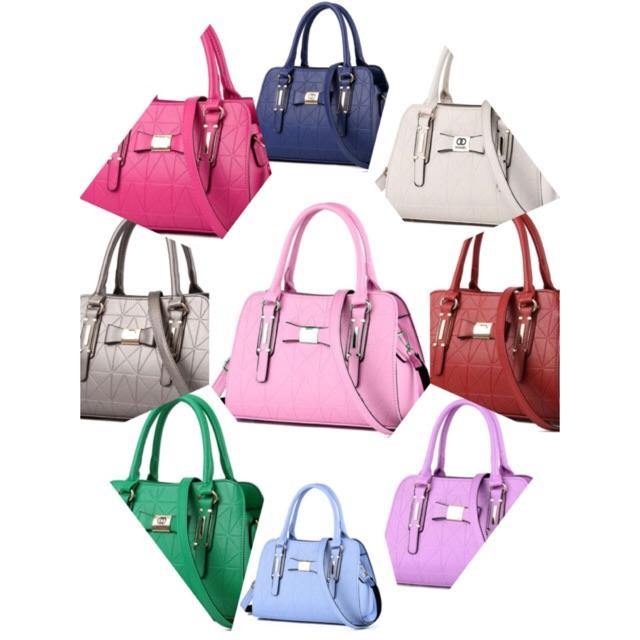 KPPN / tas import handbag korea fashion bag branded model chanel keren unik lucu black gold