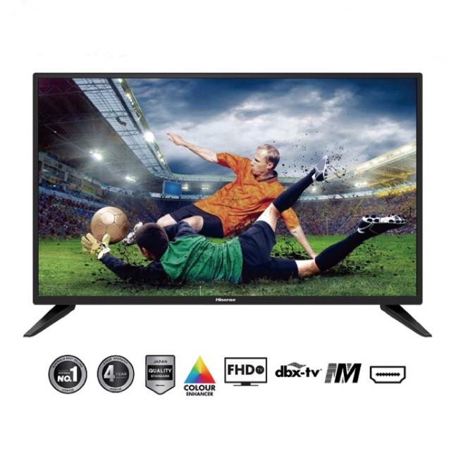 (PROMO) TV LED DIGITAL 32 INCH HISENSE 32N50HTS
