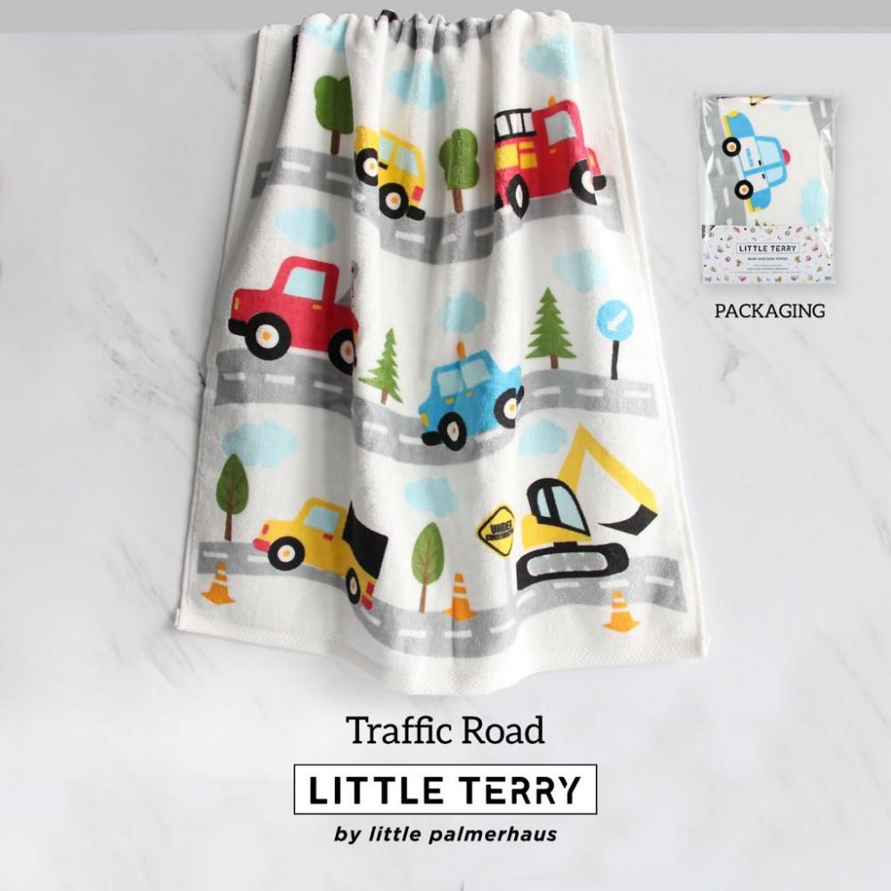 Info Harga Little Palmerhaus Tottori Baby Towel Alphabets Update Kintakun Sprei Golden Leaf 180 X 200 B4 King Raspberry Terry By Mermaid Shopee Indonesia