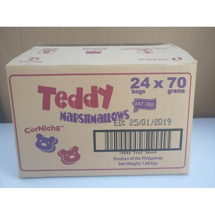 Marshmallow Teddy Corniche 70 GR