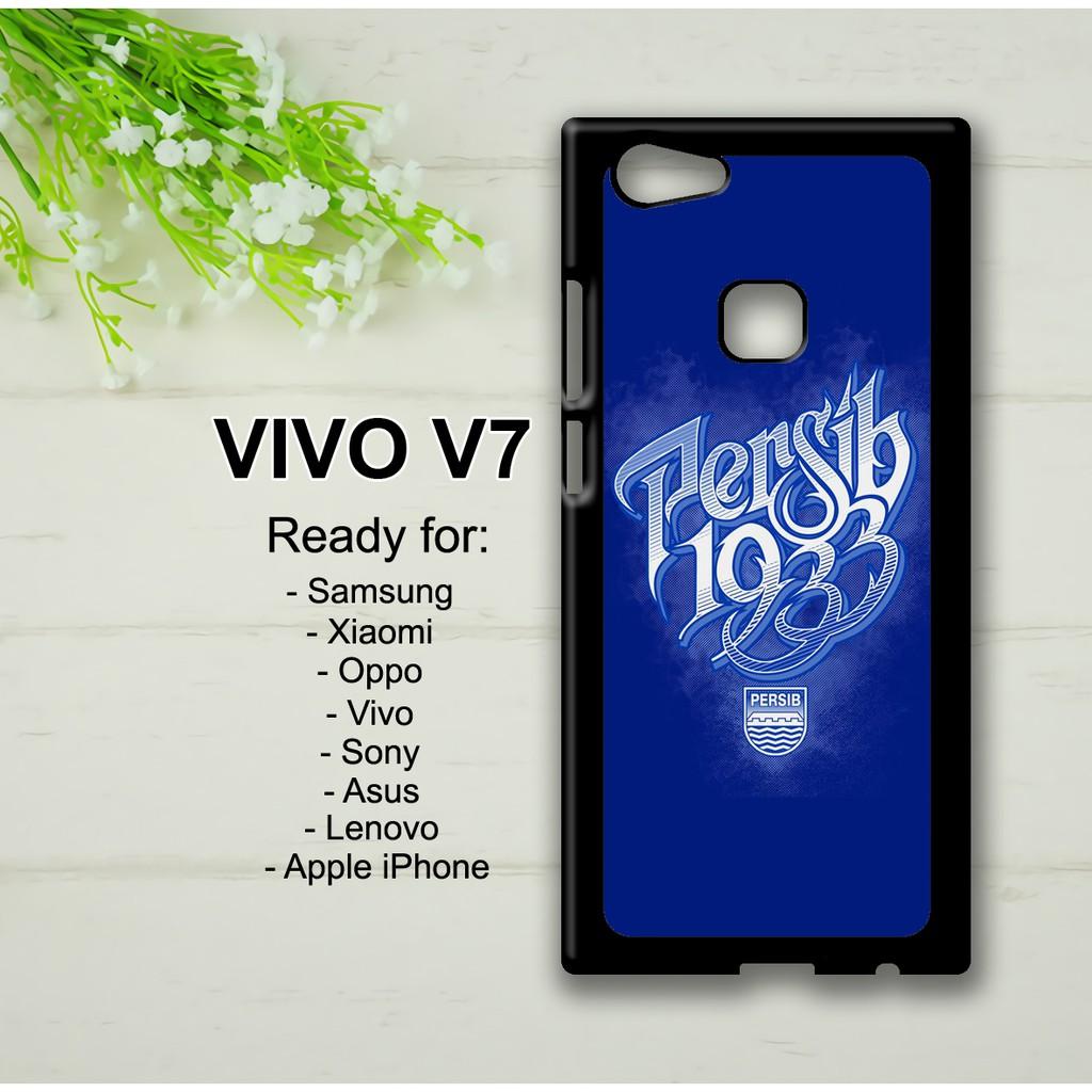 Case VIVO V7 Custom Case Persib Bandung Wallpaper