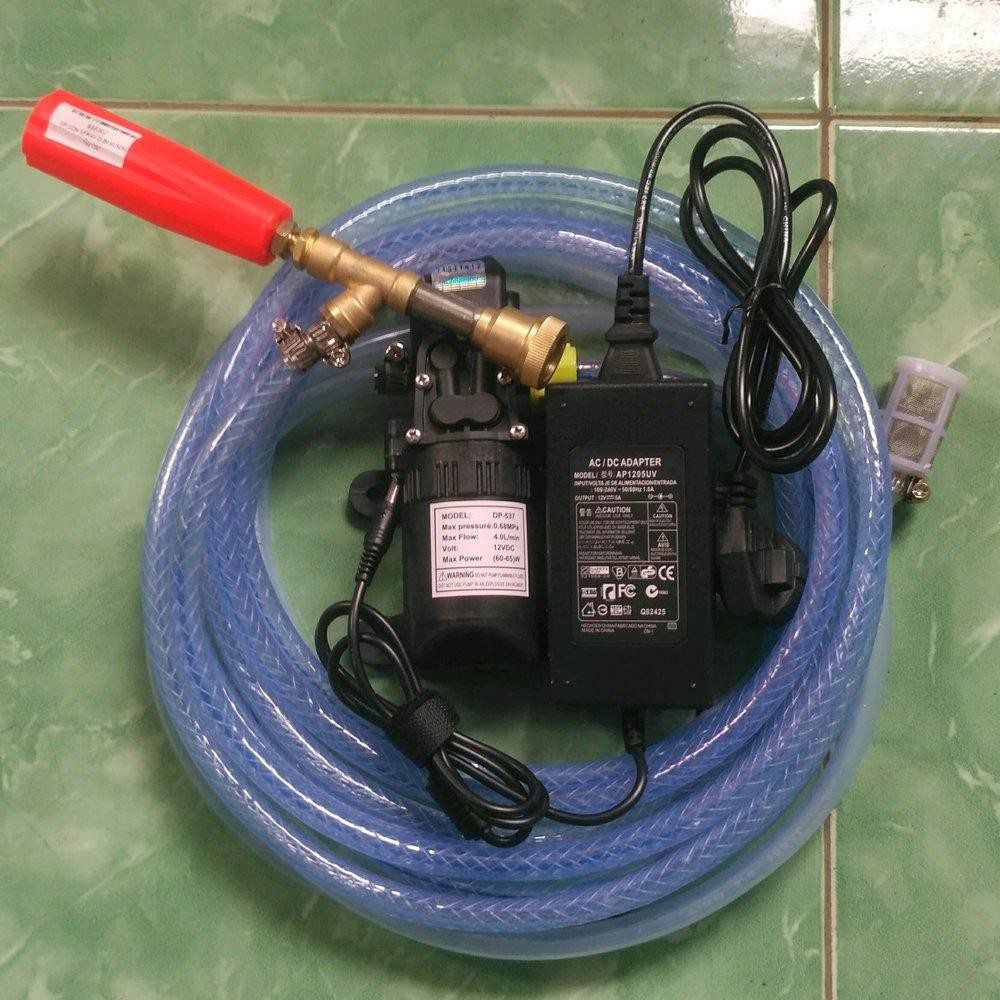 Pompa Air High Pressure Cuci Motor Mobil Ac Shopee Indonesia