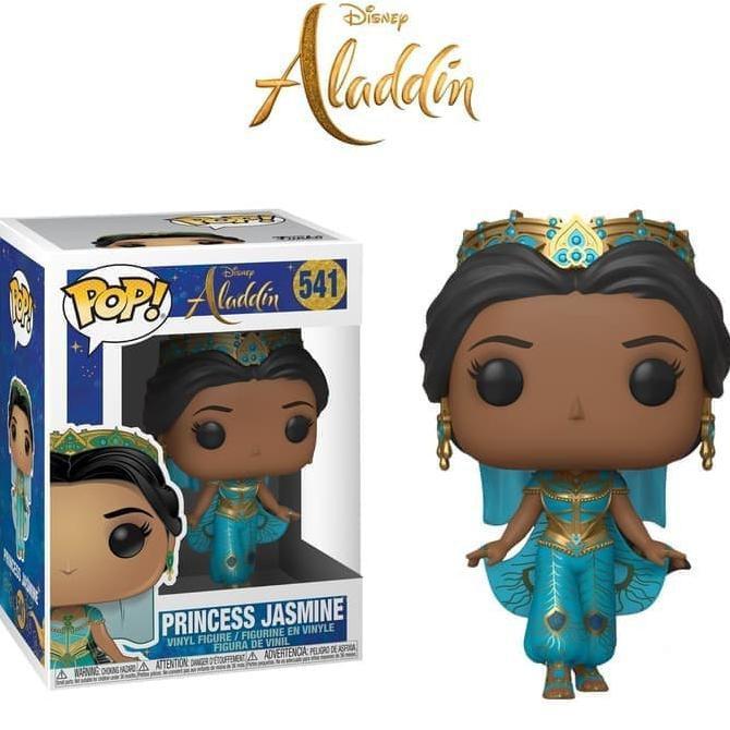 Vinyl Live - Aladdin With Abu Funko POP Aladdin