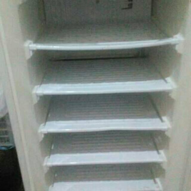 Kulkas freezer kulkas asi asip sharp 1 pintu untuk membuat es batu dan es krim