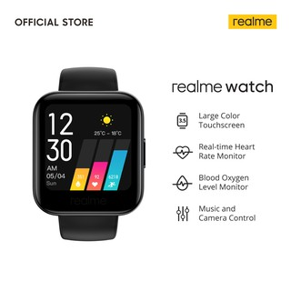 [Extra Disc: REALME10]realme Watch [Real-time Heart Rate Monitor, Blood Oxygen Level Monitor]