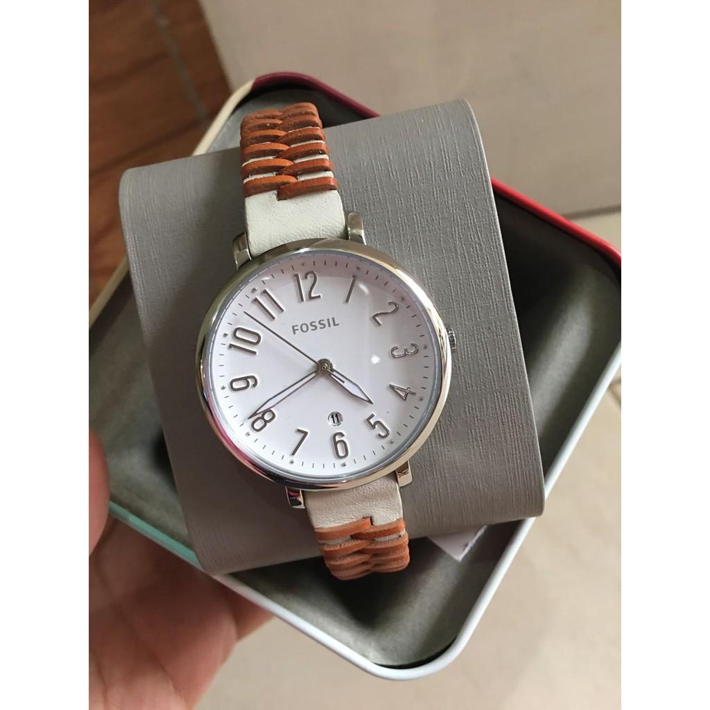 Fossil Cecile Analog Champagne Dial Womens Watch Am 4499i Update Gratis Ongkir Me3064 Townsman Automatic Brown Leather Strap Jam Tangan Wanita Original