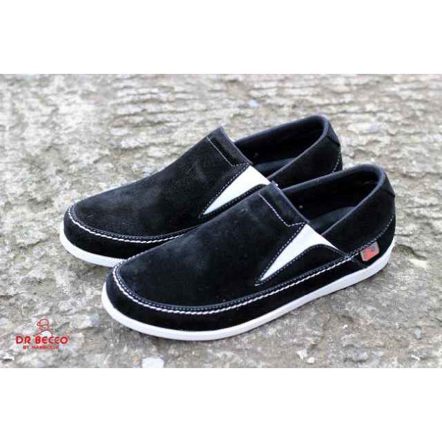 Sepatu Slip On Pria Mocasin Avail Original Sepatu Slip On Pria Avail ... 6ca52cc4af