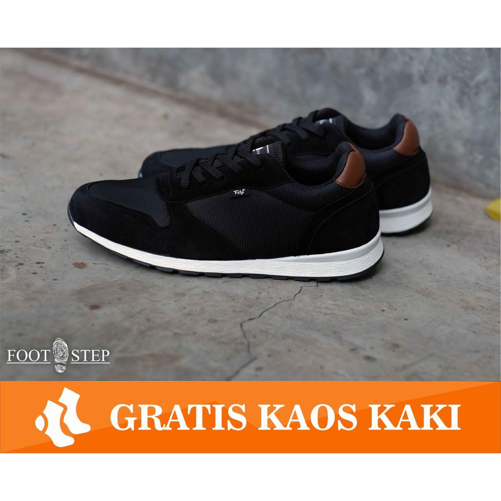 Footwear Temukan Harga Dan Penawaran Online Terbaik September Ftale Titan Olive Sepatu Pria Sneakers Casual Kulit Asli  41 2018 Shopee Indonesia